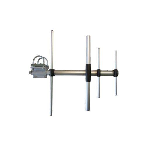 Sirio WY 300-4N 300 - 500 Mhz Yagi 8,0 DBi 4 Elements 60cm