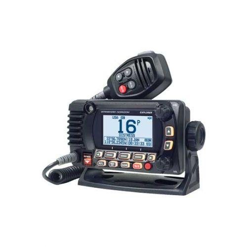 Standard Horizon GX-1800E Marifoon IPX8 met ATIS, DSC, MOB en GPS