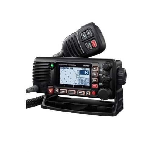Standard Horizon GX-2400E Marifoon IPX8 GPS, AIS, ATIS