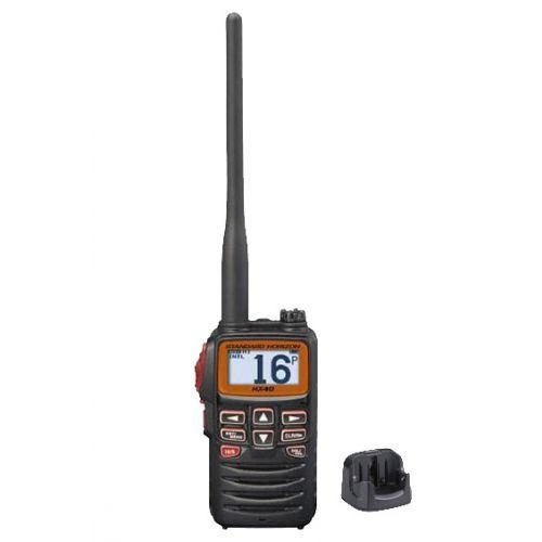Standard Horizon HX-210E Hand Marifoon IPX7 6Watt met drijfvermogen en Fm radio