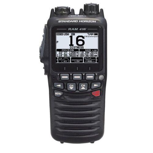 Standard Horizon RAM4W SSM-71H Draadloze handmicrofoon voor GX6500