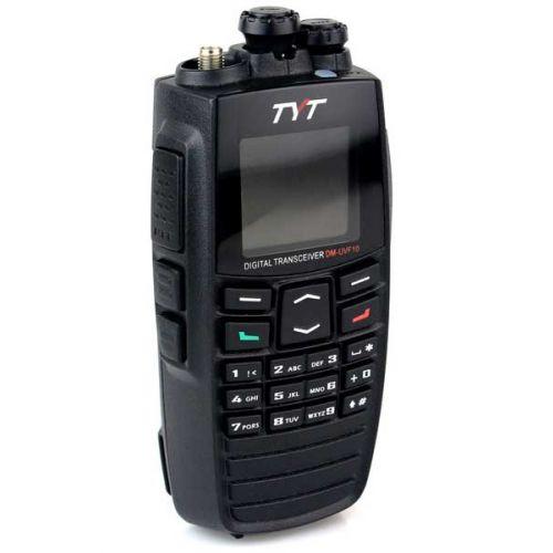 TYT DM-UVF10 Dualband DPMR IP67 met GPS 5Watt OP=OP