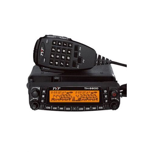 TYT TH-9800 Plus Quad Band 27/29/50/144/430 Mhz 50Watt