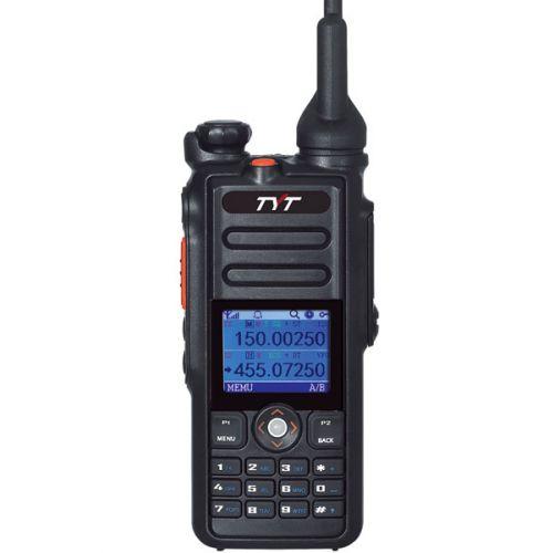 TYTERA MD-2017 Dualband DMR GPS Tier2 5Watt IP67 met GRATIS Prog kabel