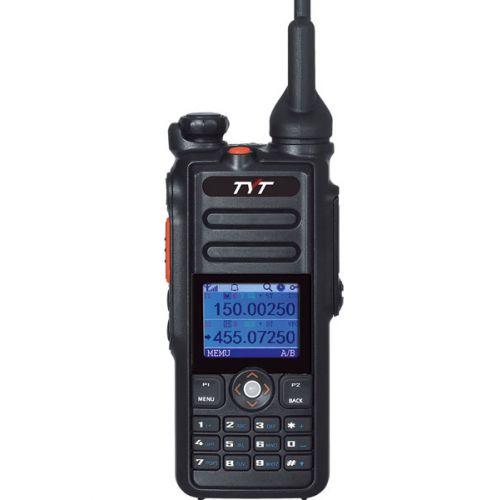 TYTERA MD-2017 Dualband DMR Tier2 5Watt IP67 met GRATIS Prog kabel