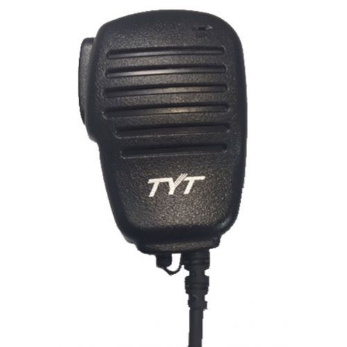 TYT Speaker Microfoon IP57 waterdicht 2-Pins K1 K-Type aansluiting