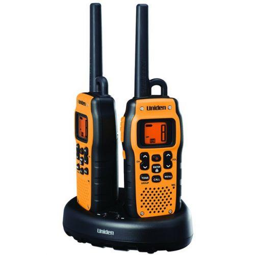 Uniden PMR446SWPF IPX7 PMR Portofoon Set