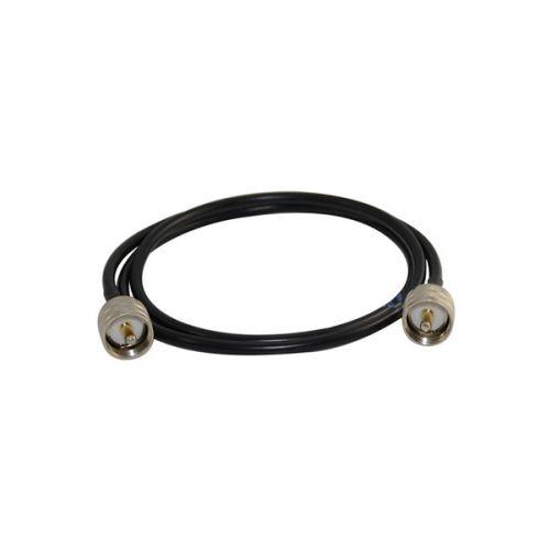 Tussen kabel PL259-Male - PL259-Male 30cm