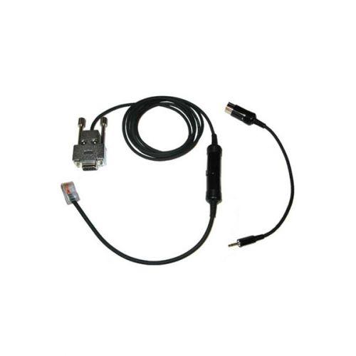 Vertex Standard VX VPL-1 RS-232 serial programmeer kabel