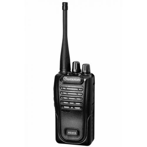 Wouxun KG-819 UHF IP55 PMR446 Portofoon