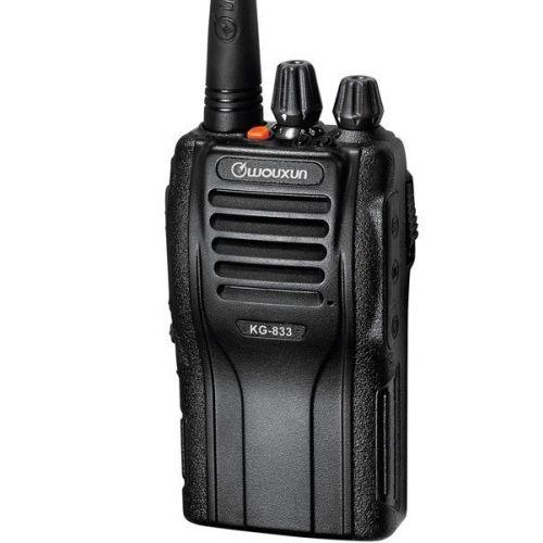 Wouxun KG-833 UHF IP55 5Watt