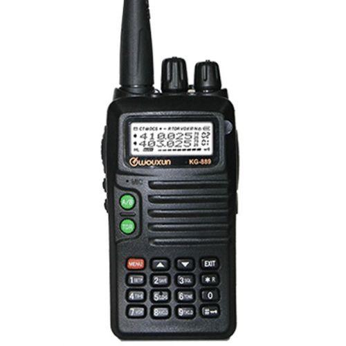 Wouxun KG-889 UHF IP55 5Watt OP=OP