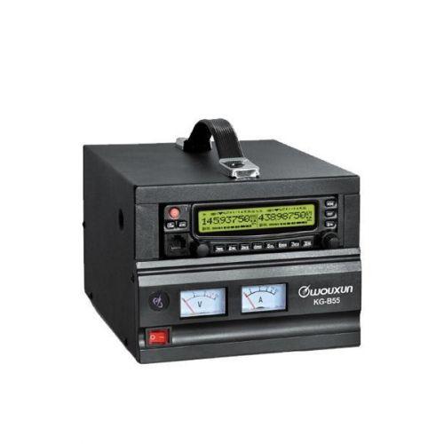 Wouxun KG-B55 Dualband VHF/UHF Basis Station OP=OP