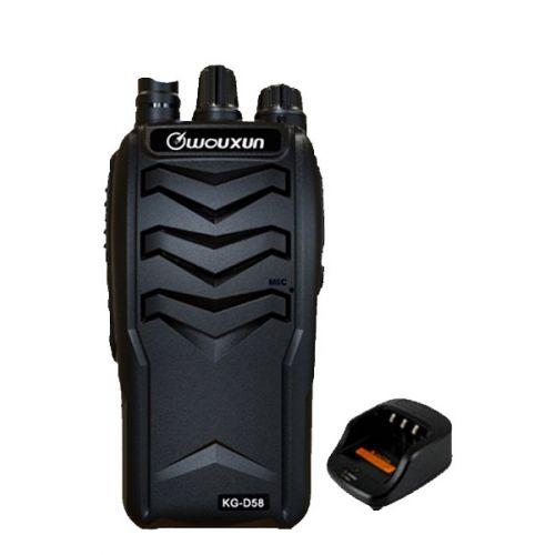 Wouxun KG-D58 IP67 Digitale DMR PMR446 portofoon