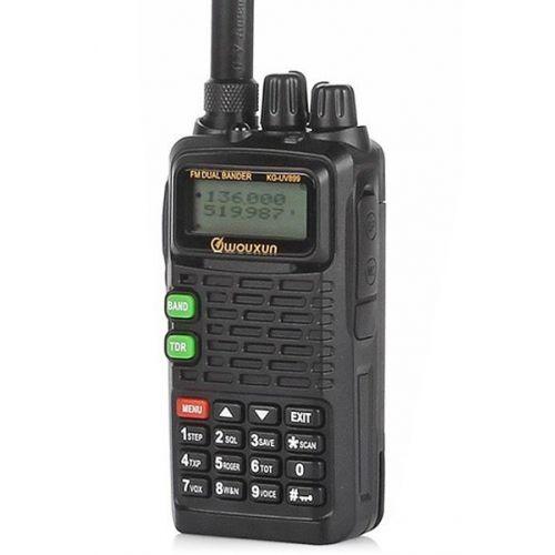 Wouxun KG-UV899 Dualband VHF/UHF IP55 5Watt OP=OP
