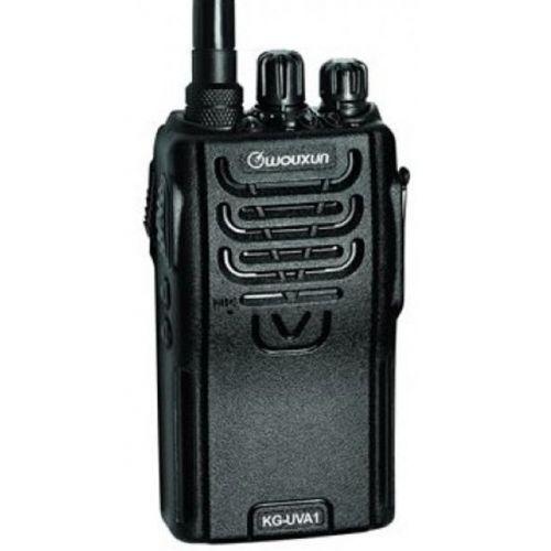 Wouxun KG-UVA1 Dualband VHF/UHF IP55 5Watt