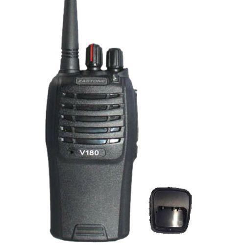 Zastone V-180 VHF 7Watt Portofoon
