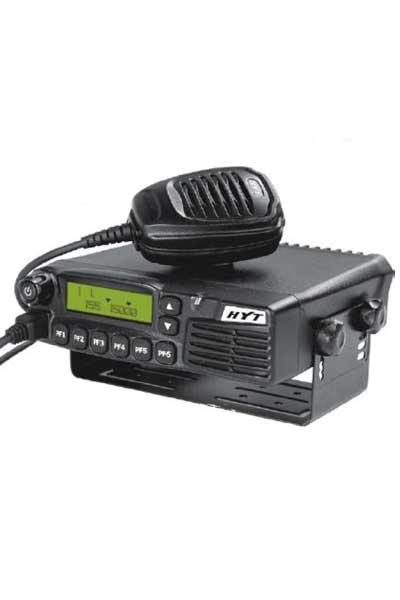 HYT Professionele analoge UHF of VHF mobilofoons