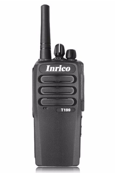 16 kanalen programmeren onder kanaalkiezer Inrico T199 en T192