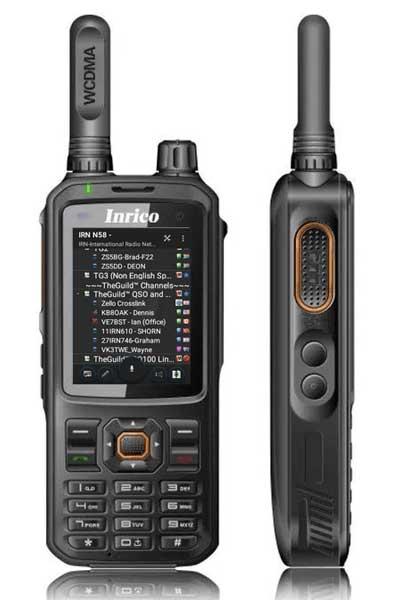Headset en microfoon audio Inrico T298s en T320 instellen