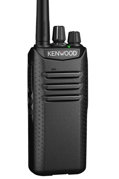Kenwood portofoons voor het klein- en grootbedrijf