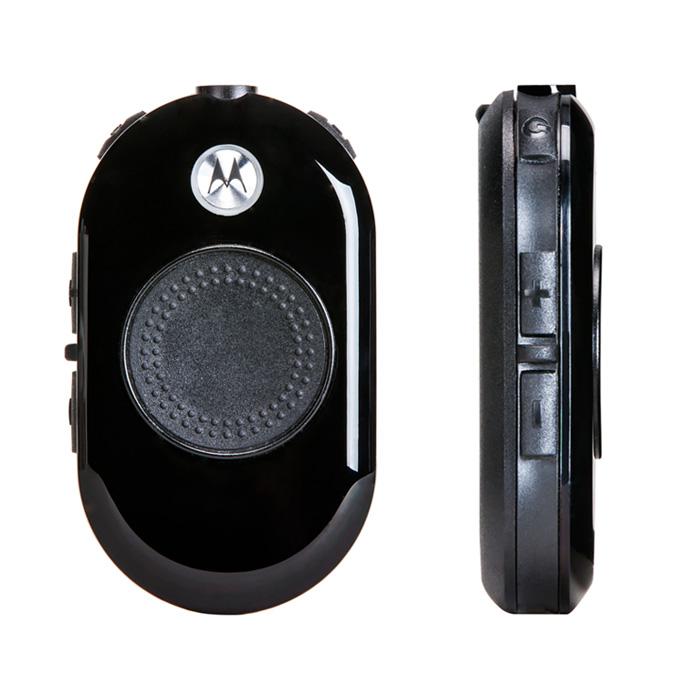 Starten met de Motorola CLP446