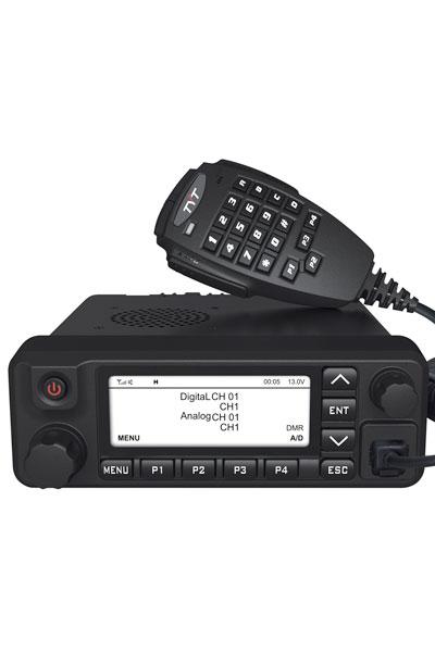 tyt md-9600 mobilofoon dmr dualband vhf + uhf