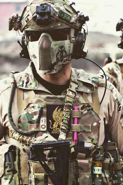 walkie talkie voor airsoft